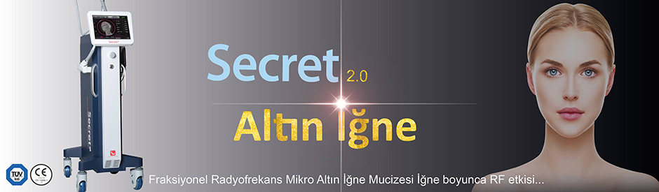 Secret - Altın İğne - Dr. Deniz Klinik